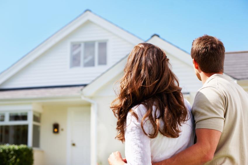home buyer great couple