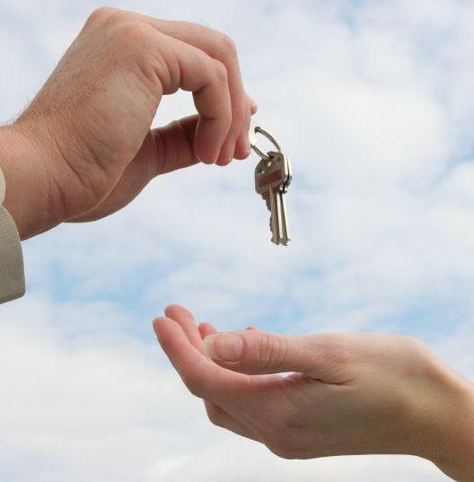 keys for home buyer