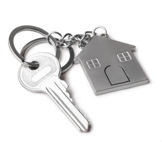 listing your home keys
