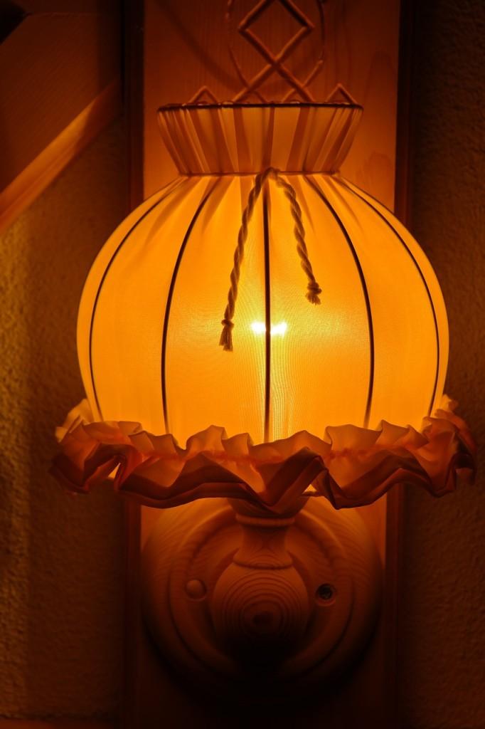 house tour light