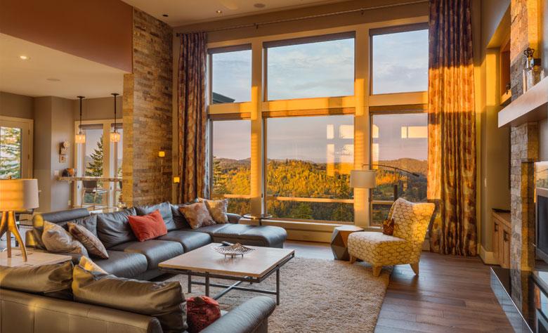 Livingroom natural light