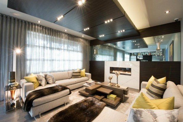 How to easily make your home look more expensive tour wizard for Best interior designers