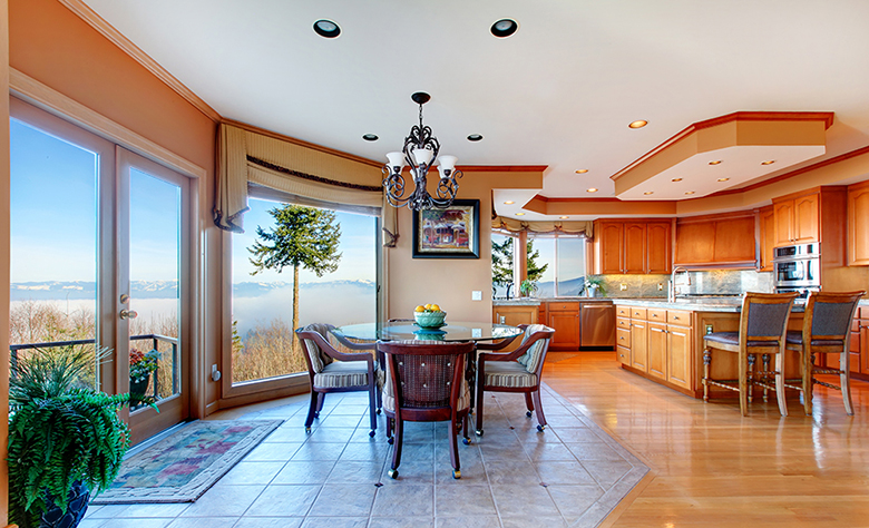 How To Decorate An Open Floor Plan Tour Wizard - How to decorate an open floor plan
