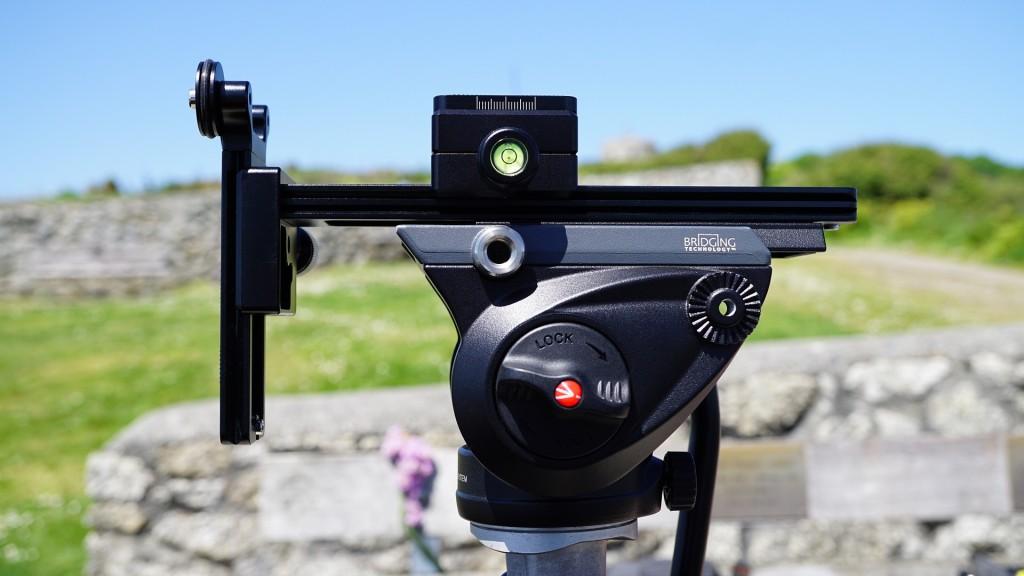 level panorama tripod
