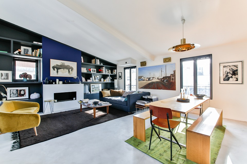 4 ways to make your living room look modern tour wizard - Sejour moderne decoration ...