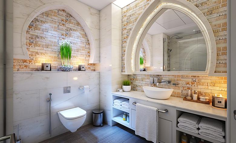 Make a Splash: How to Feng Shui your Bathroom