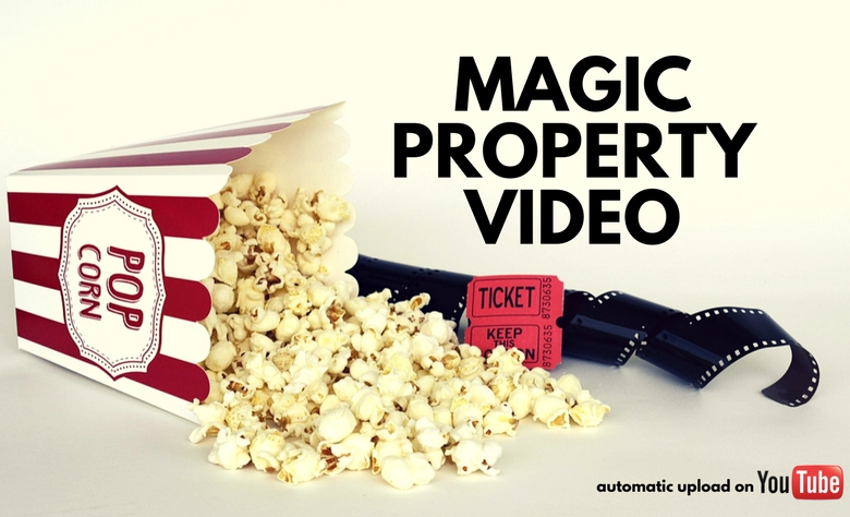 magic property video