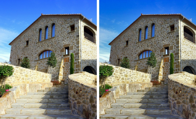 Fake it 'til you make it! How to create a pseudo HDR effect
