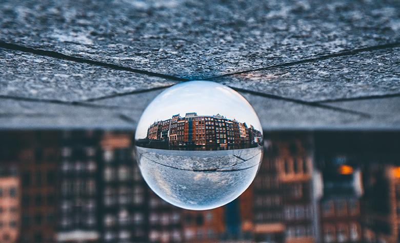 lens ball