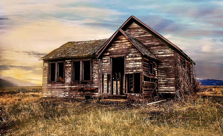 Problems to Look for When Buying an Old House