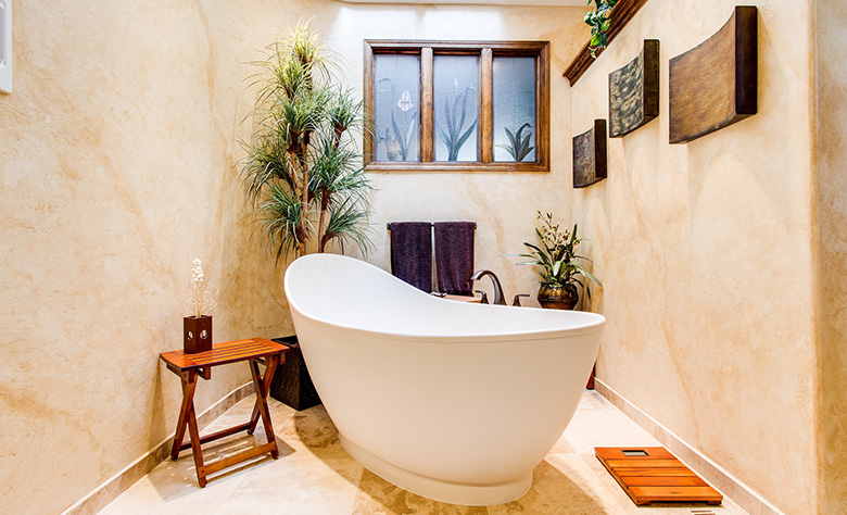 6 Smart Tricks to Make Your Bathroom Look Luxurious