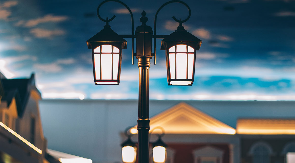 Why you should invest in good outdoor lighting