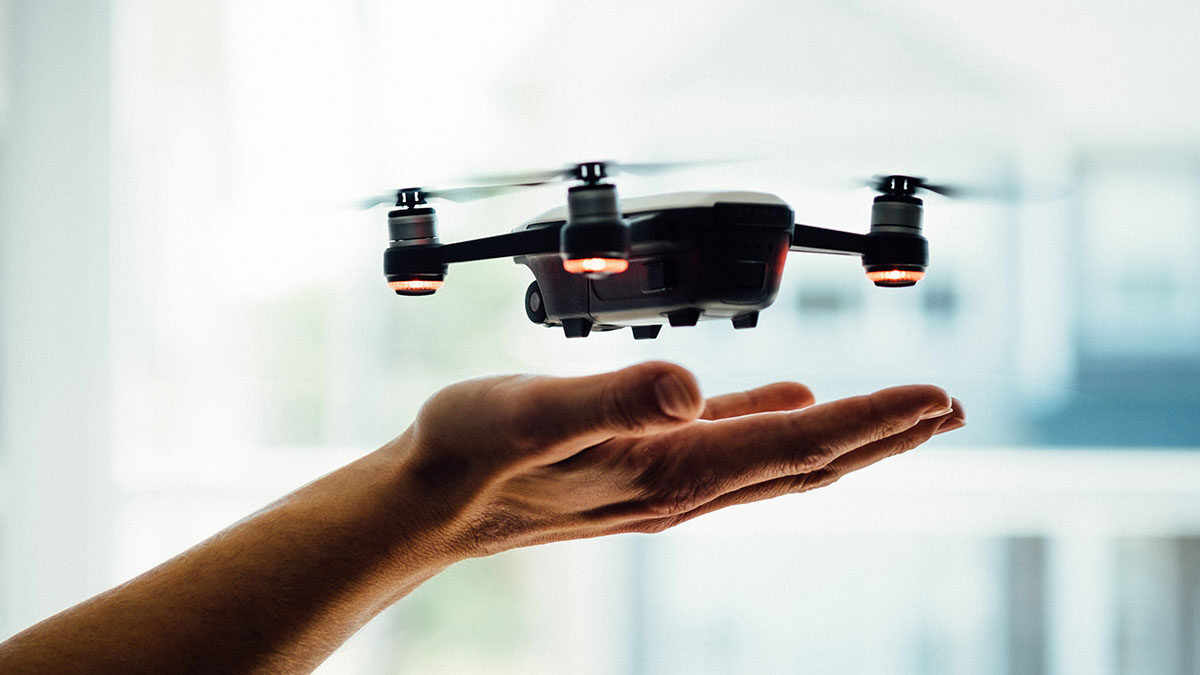 How to use drone photography for virtual home tours
