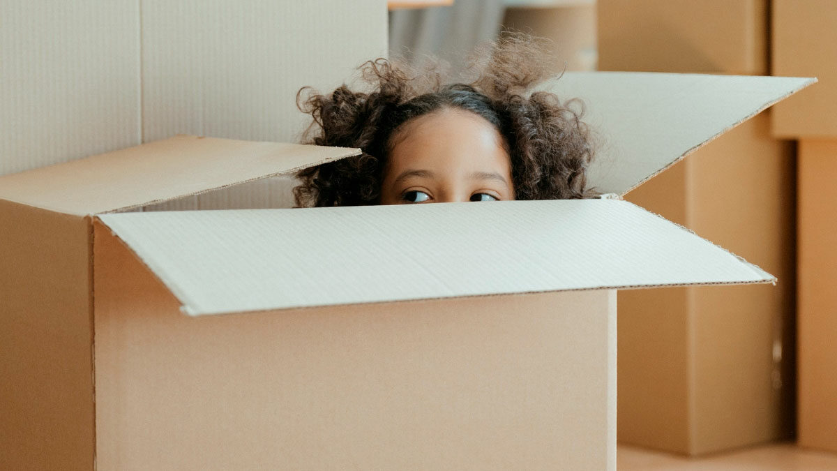 Moving and settling into a new home with children